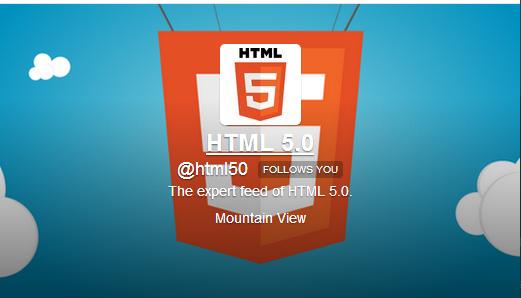 html5.0