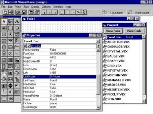 Visual Basic 3