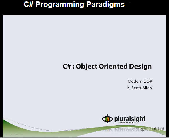 C# Programming Paradigms