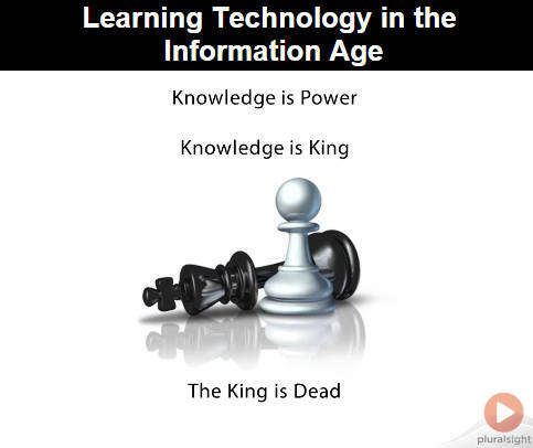 Learning Technology in the Information Age
