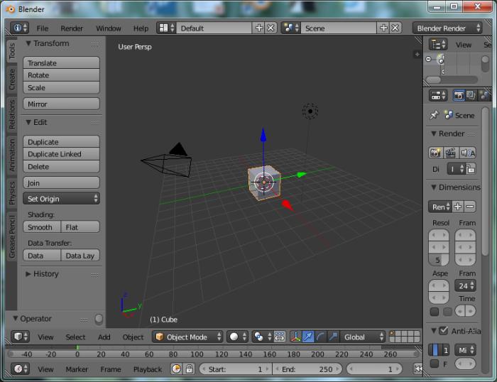 Blender 3D
