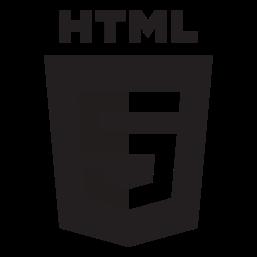 HTML5_1Color_Black