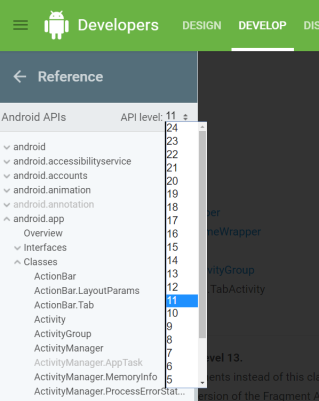 androidversioning